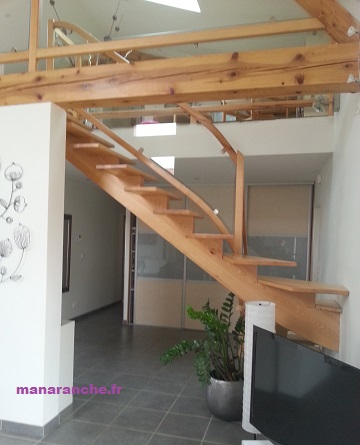 manaranche escalier. Black Bedroom Furniture Sets. Home Design Ideas